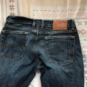 Boot cut Lucky jeans